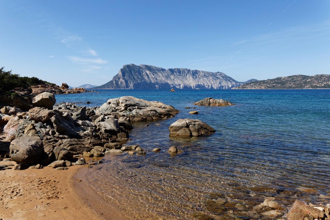 Isola Molara, Sardinia, Italy