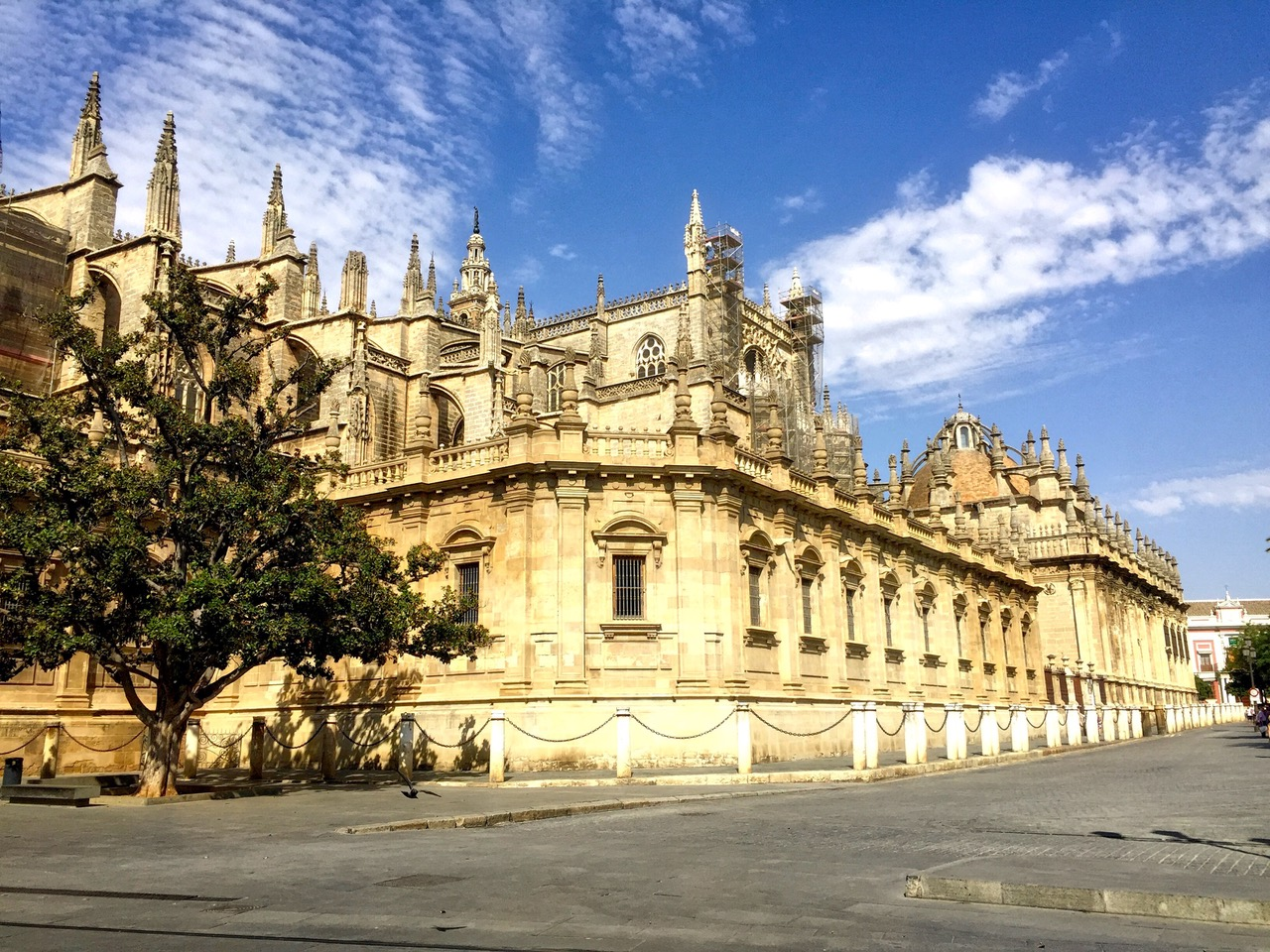 Catedral de Sevilla in Sevilla, Spain