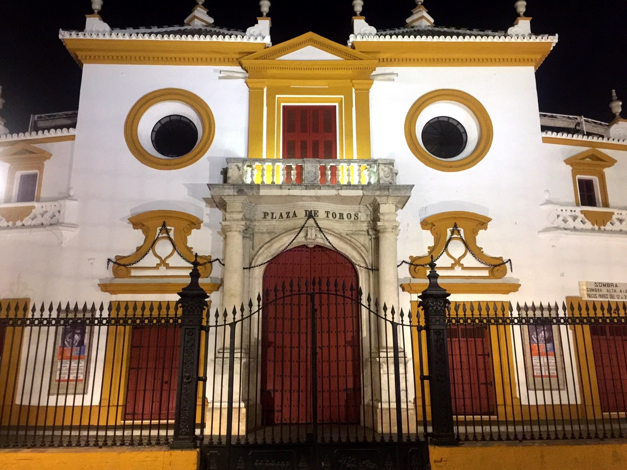 Plaza de Toros Sevilla, Spain