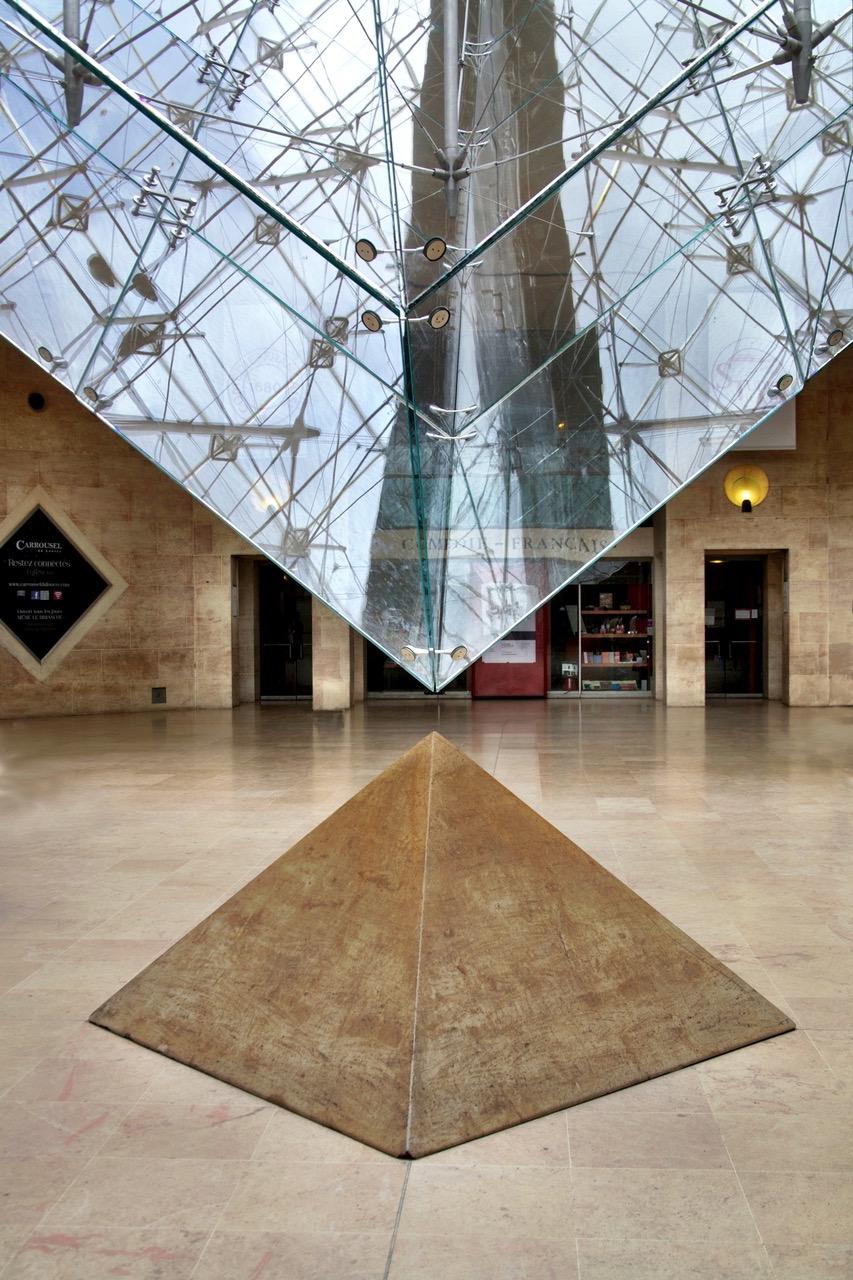 Carrousel du Louvre in Paris