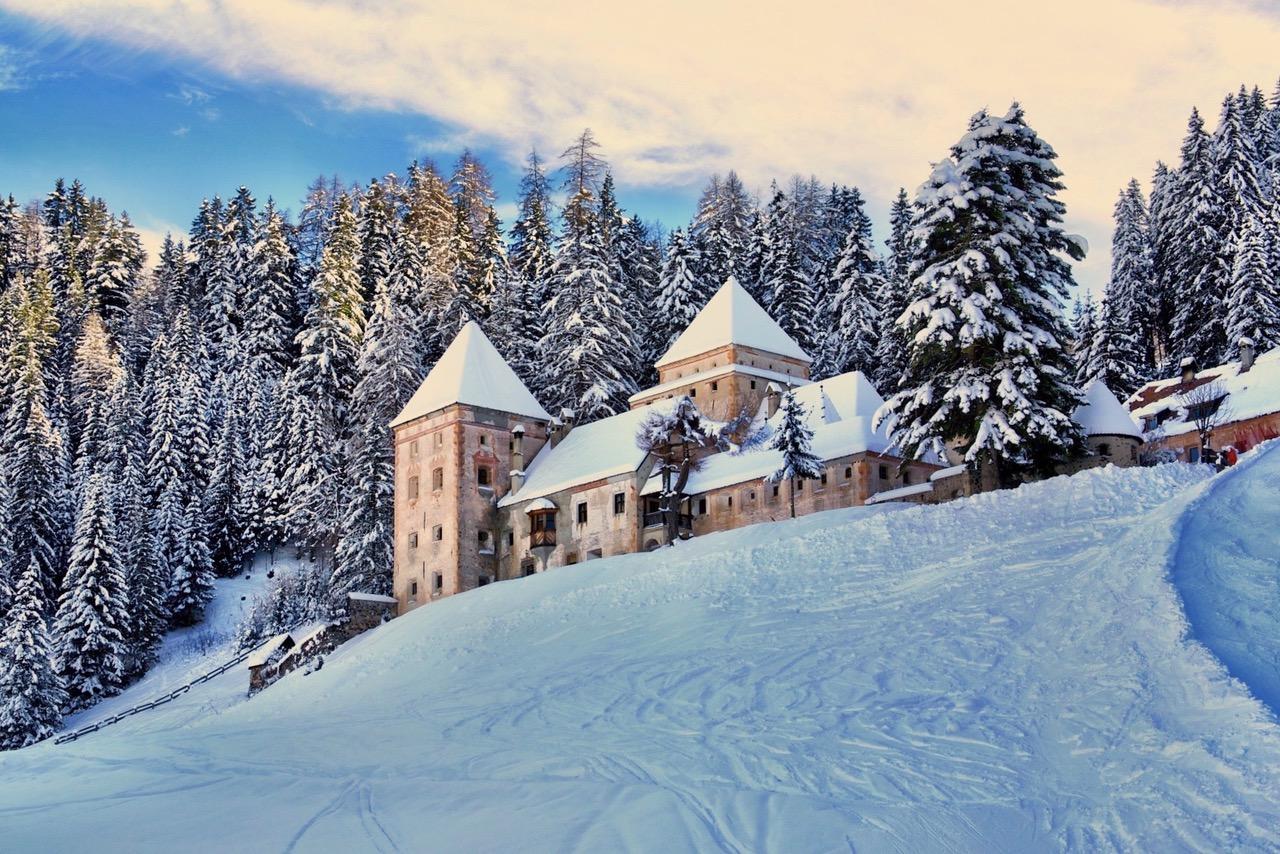Santa Cristina Val Gardena Dolomites