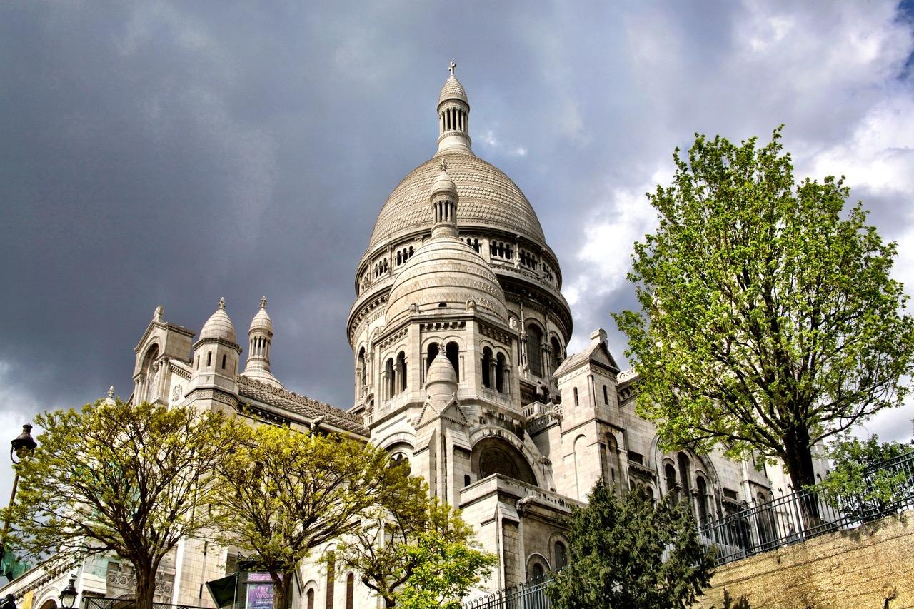 Sacré-Coeur in Paris
