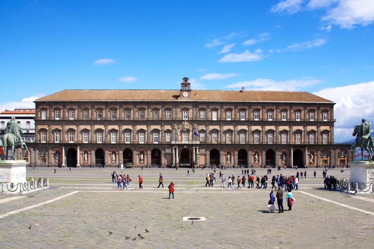 Palazzo Reale di Napoli, Naples