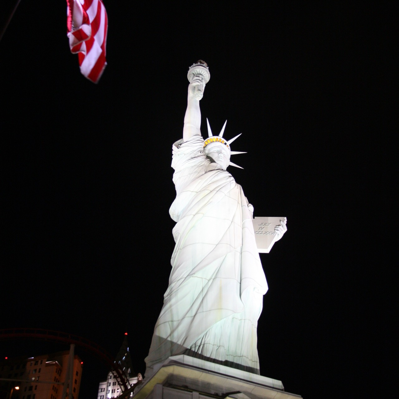 Statue of Liberty in Las Vegas