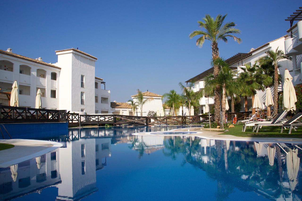 Pool Eurostars Mijas Golf & SPA, Mijas, Spain
