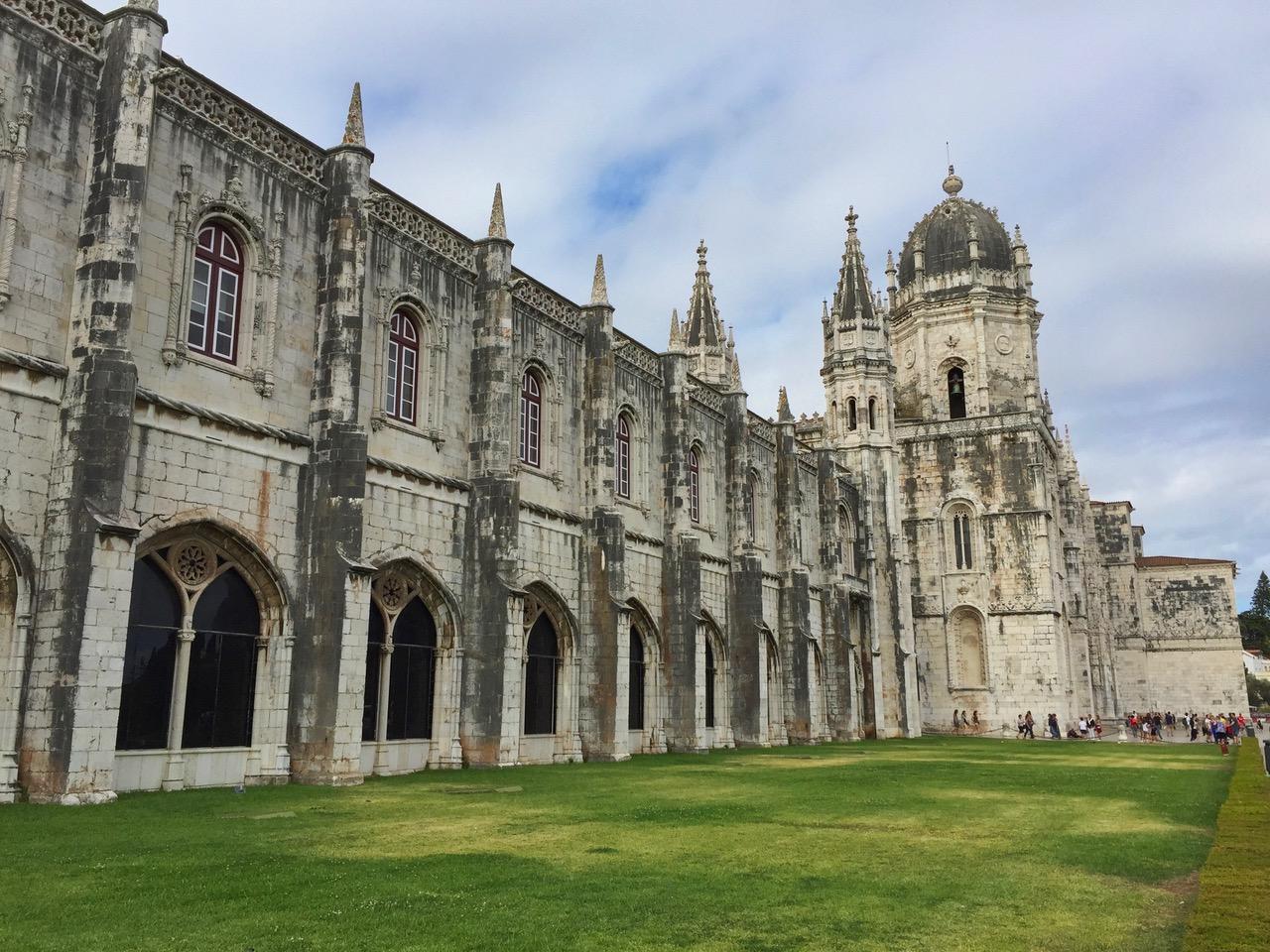Mosteiro dos Jerónimos in Belém, Lisbon
