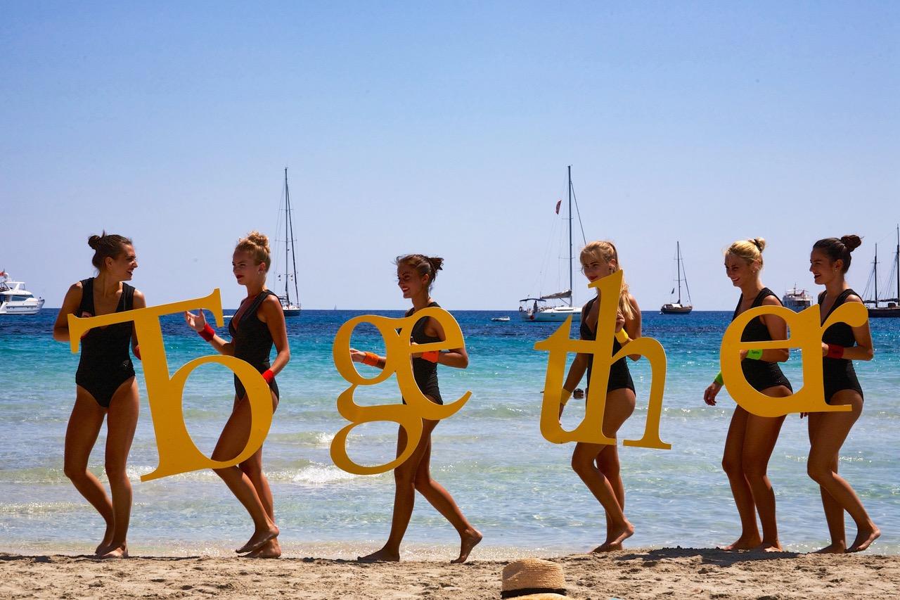 Playa de Salinas, Ibiza
