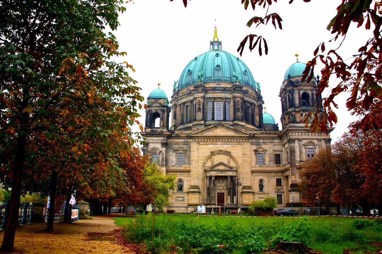The Berliner Dom in Berlin, Germany