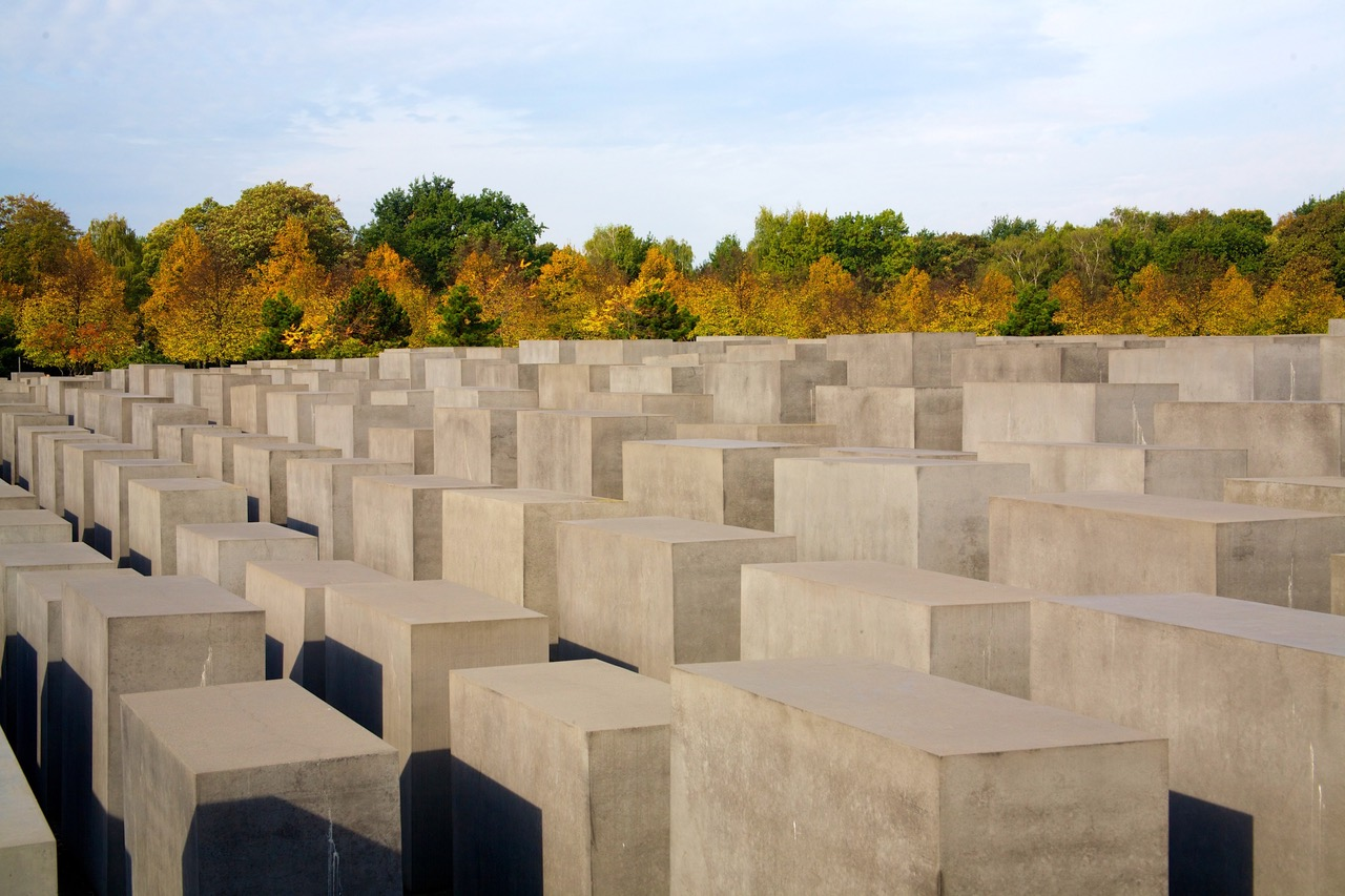 Very impressive experience at the Holocaust Memorial in Berlin, Germany