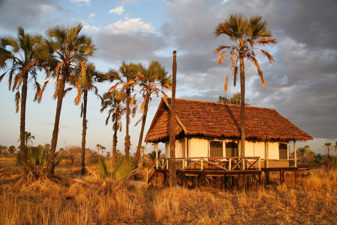Maramboi Tented Camp in Tarangire National Park