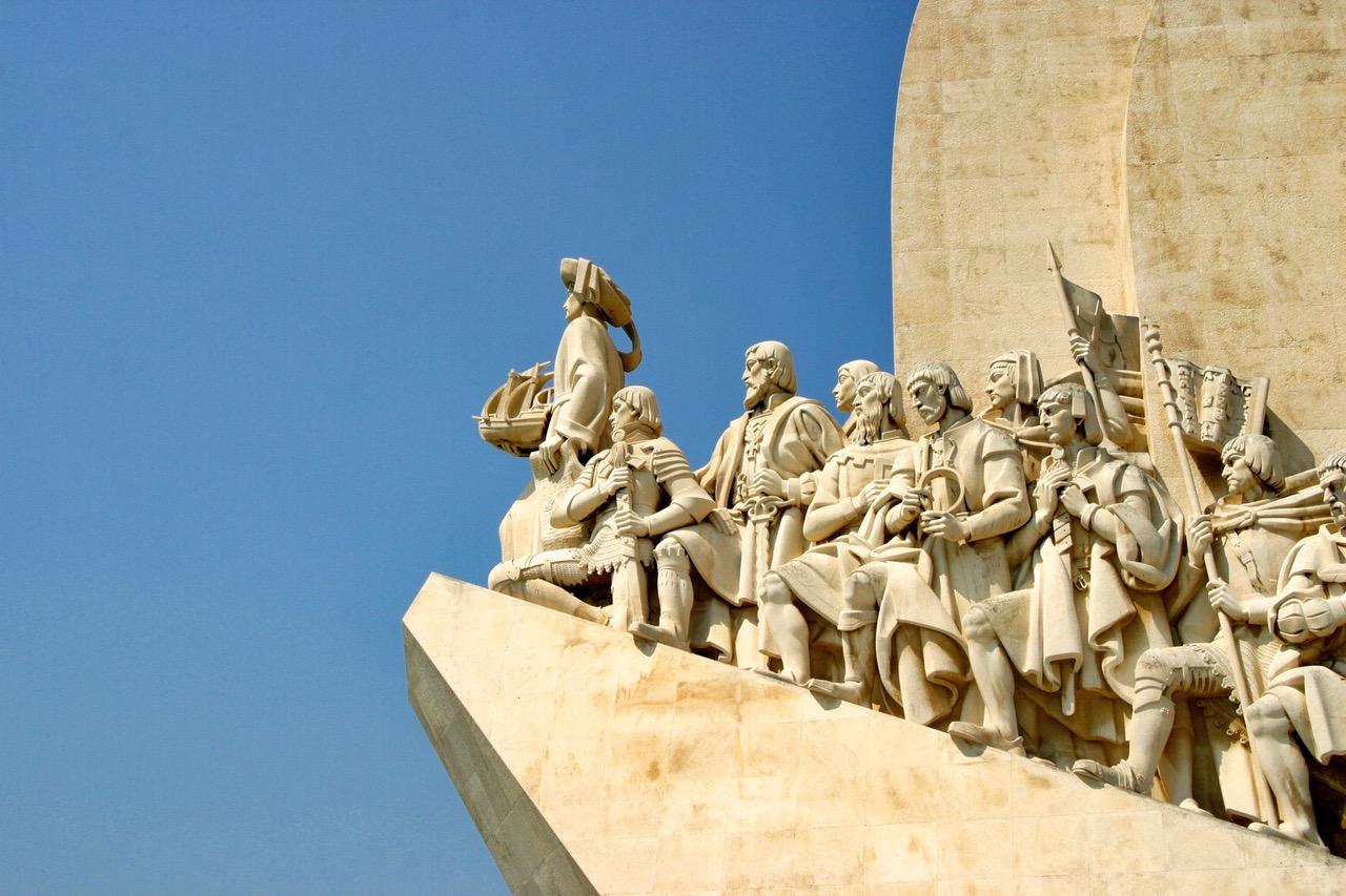 Monument Padrão dos Descobrimentos in Lisbon