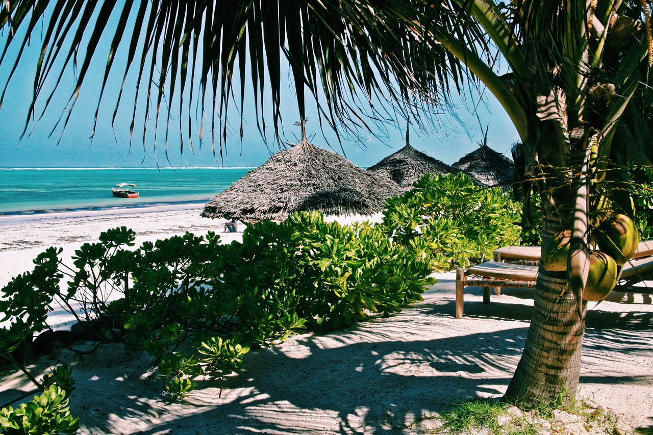 The Sunshine Hotel in Matemwe, Zanzibar