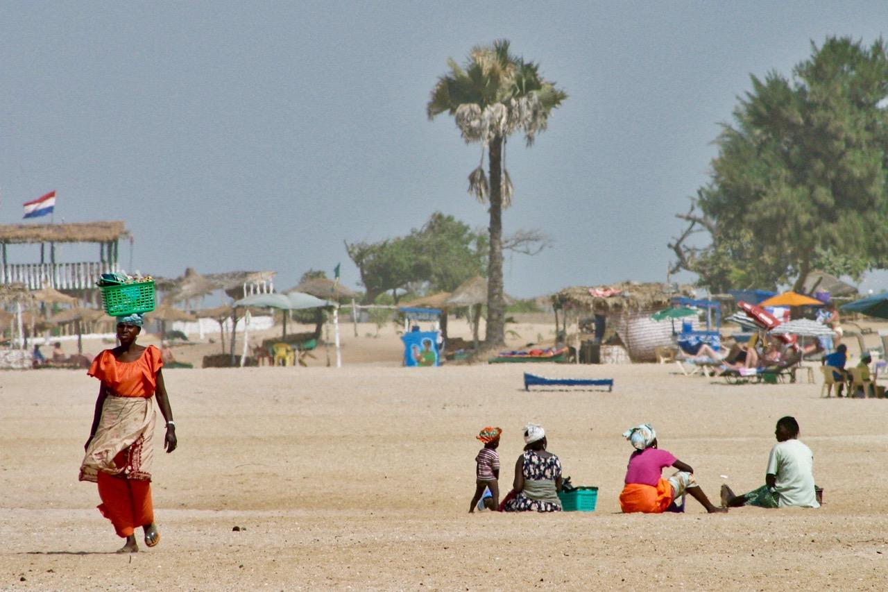 Kololi Beach, Gambia Beaches