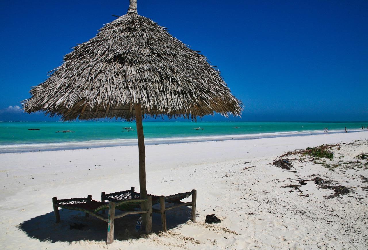 Paje Beach, Zanzibar Beaches