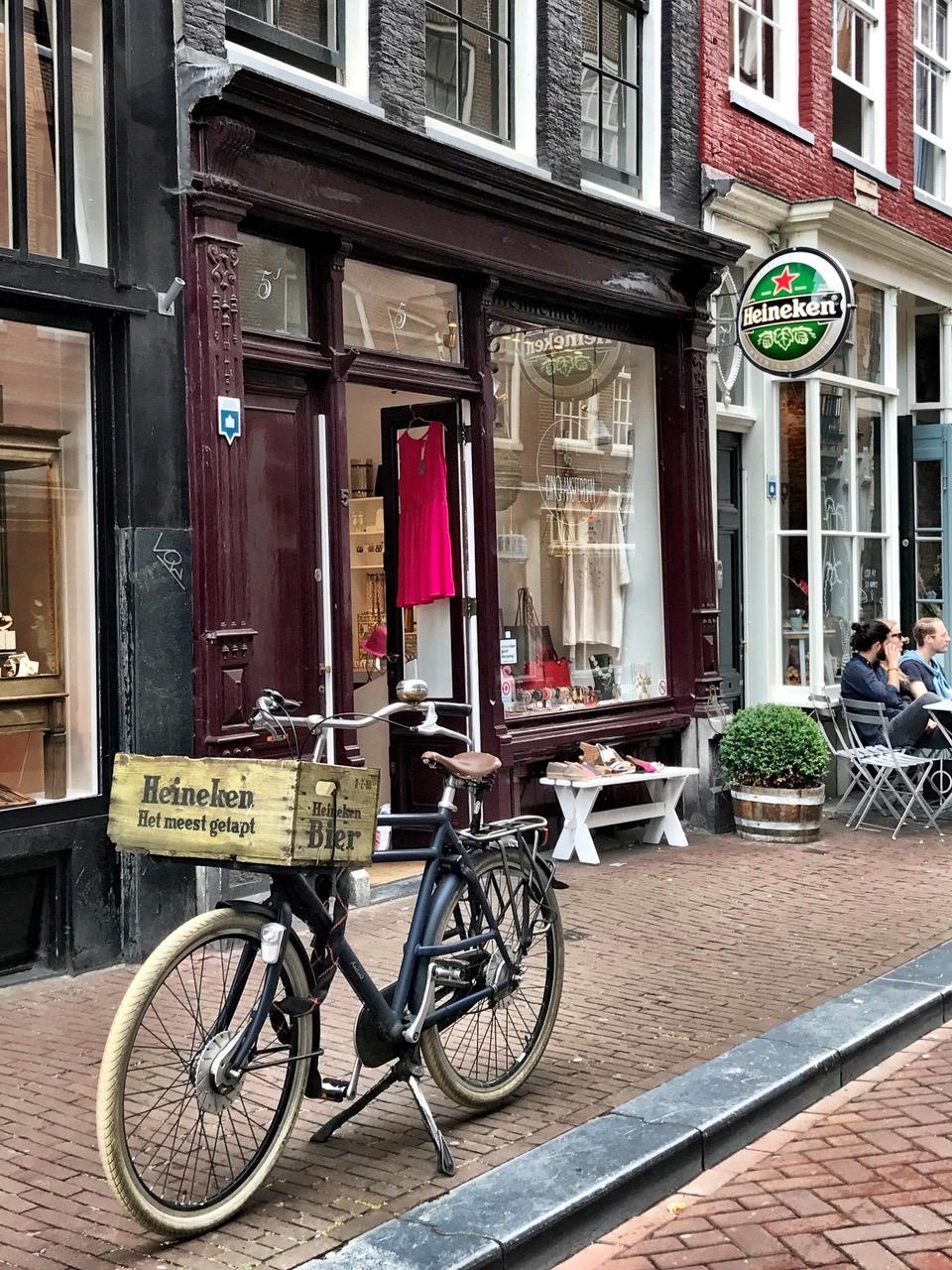 Reestraat, Heineken, Amsterdam, The Netherlands