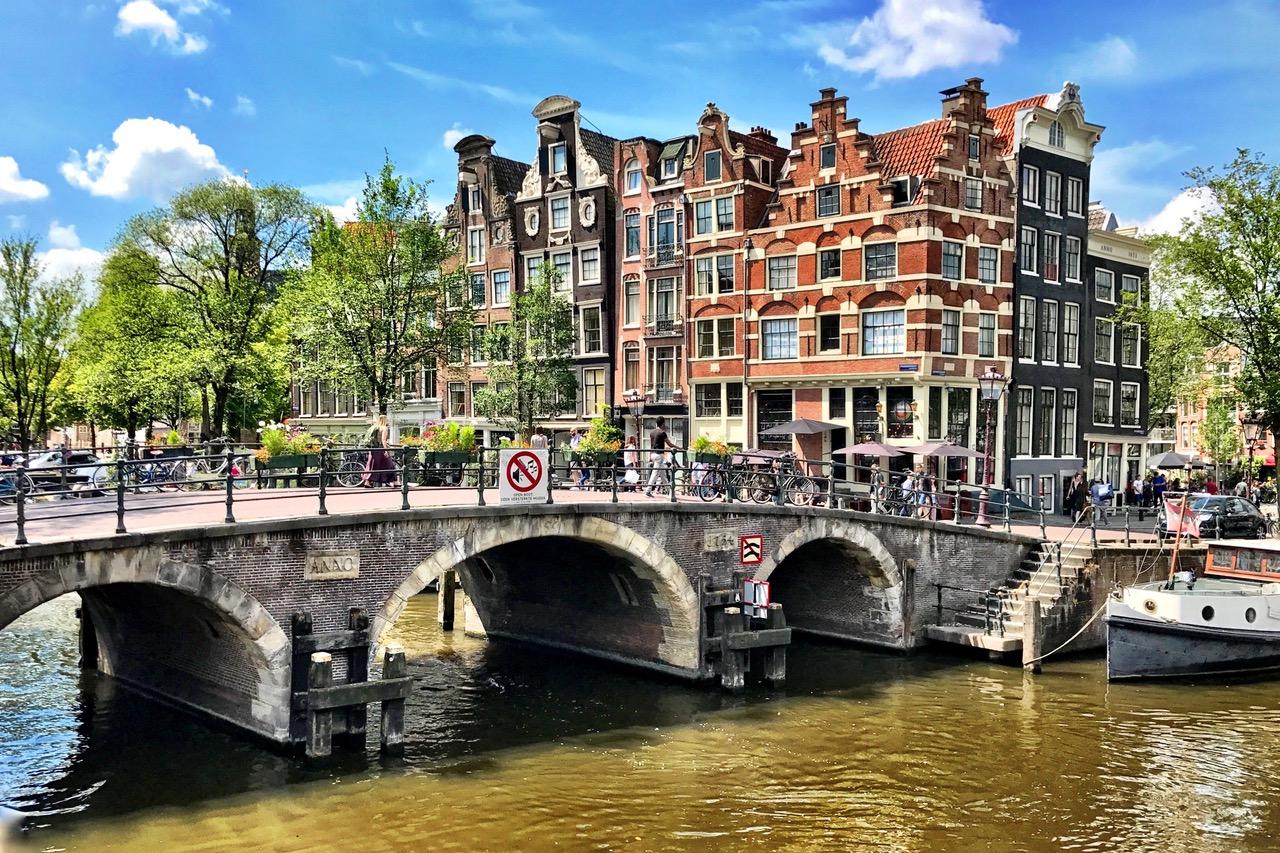 Papiermolensluis, Amsterdam, The Netherlands