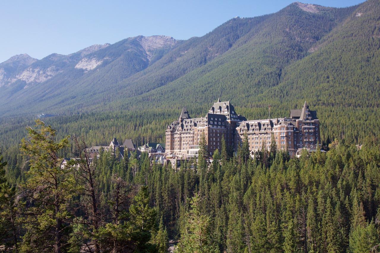 Fairmont Banff Springs Hotel, Banff, Canada