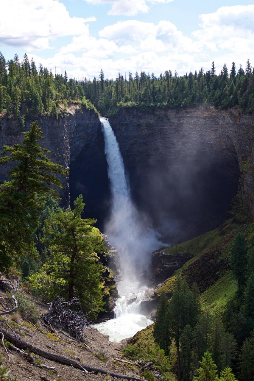 Helmcken Falls, Wells Gray National Park, Canada