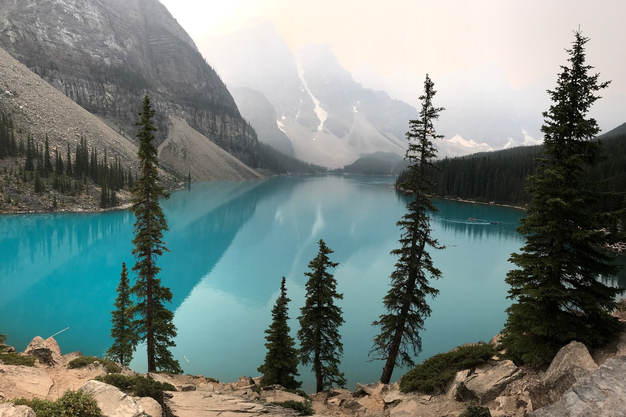 Canada, Moraine Lake