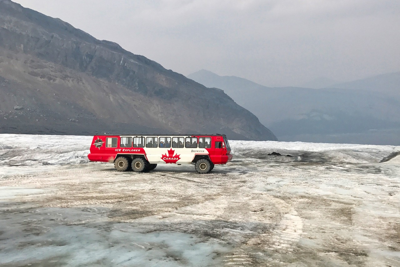 Columbia Icefields, Jasper, Canada