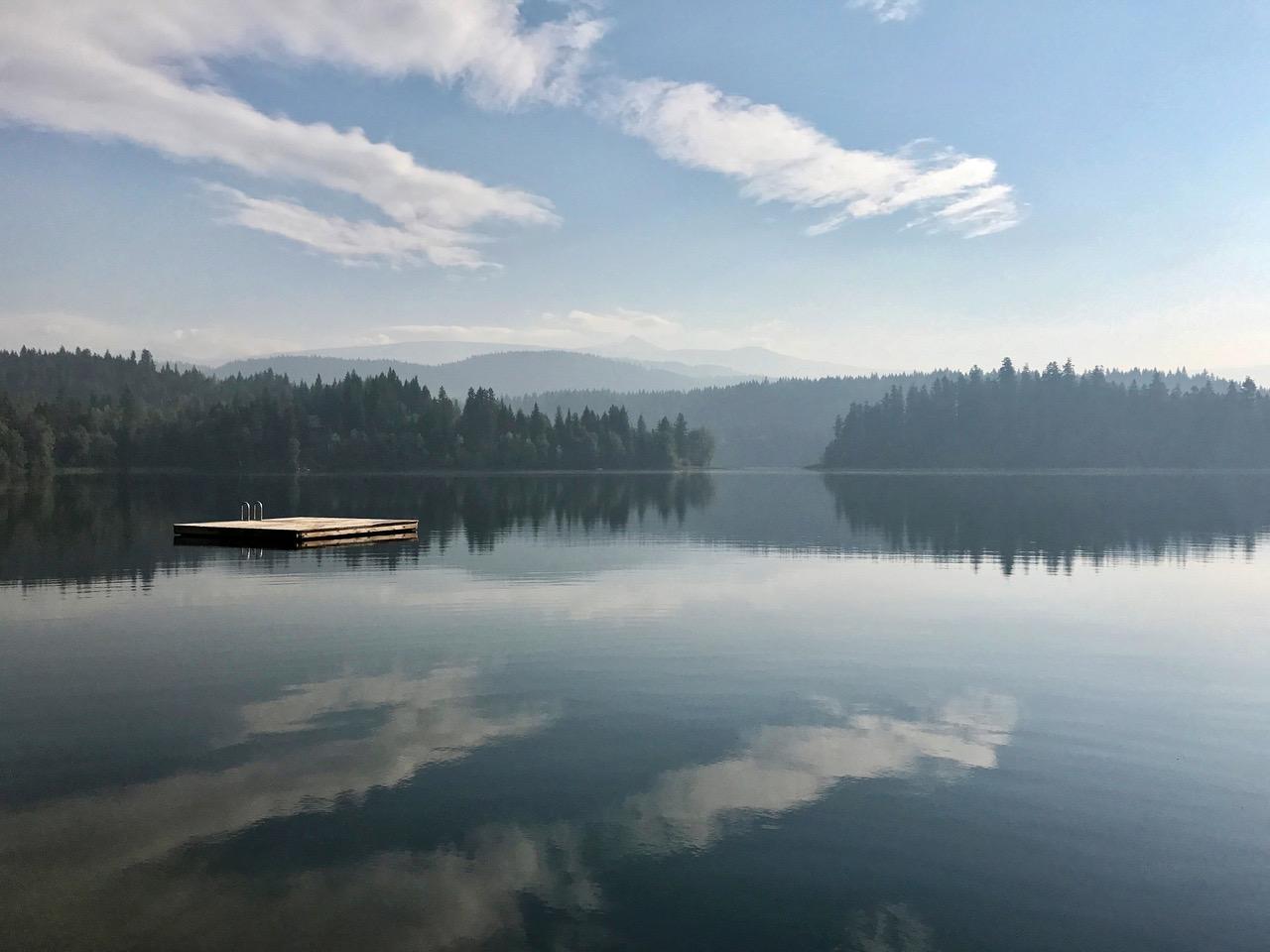 Dutch Lake, Clearwater, Canada