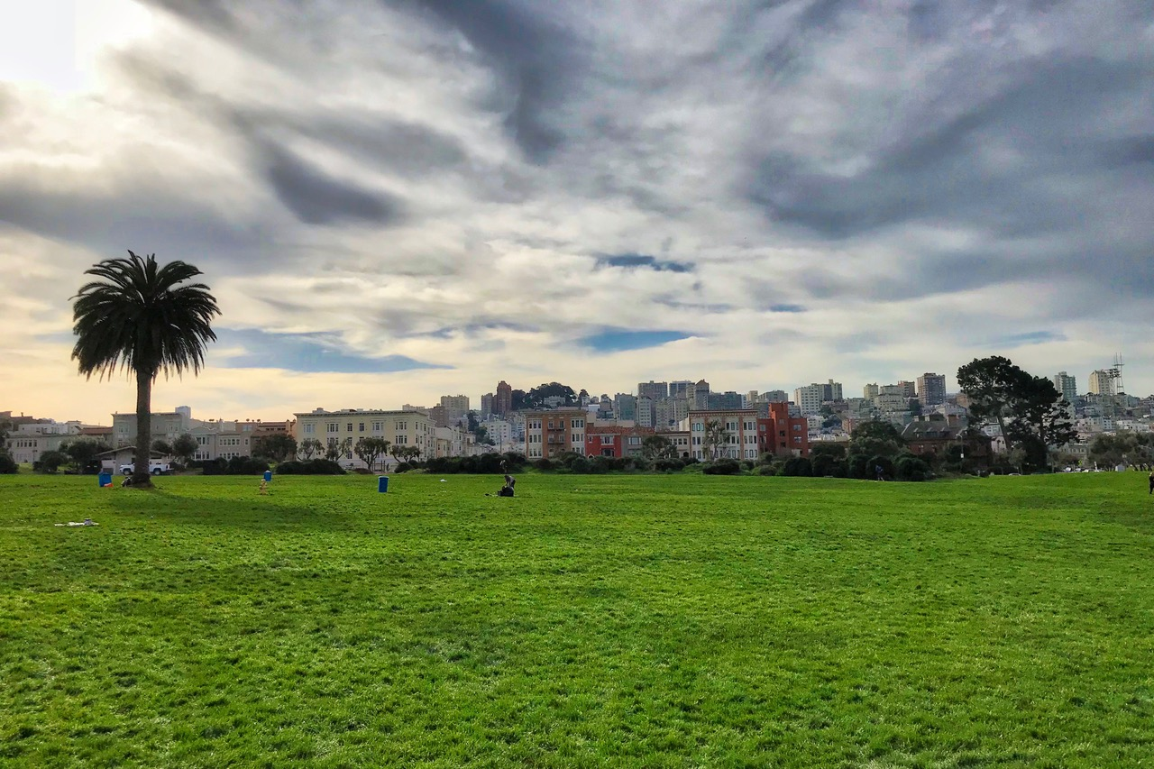 Great Meadow Park, Fort Mason, San Francisco