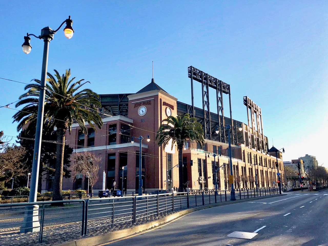 AT&T Park, San Francisco Giants