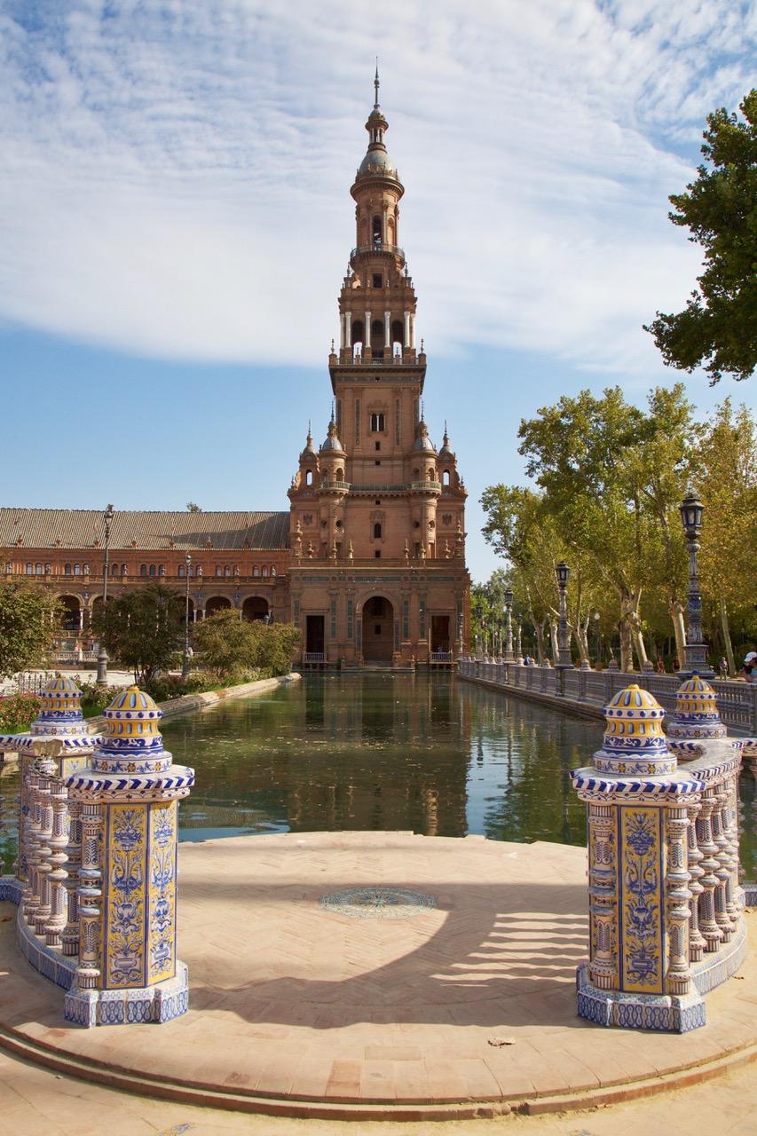 Plaza De Espana,Sevilla, Spain