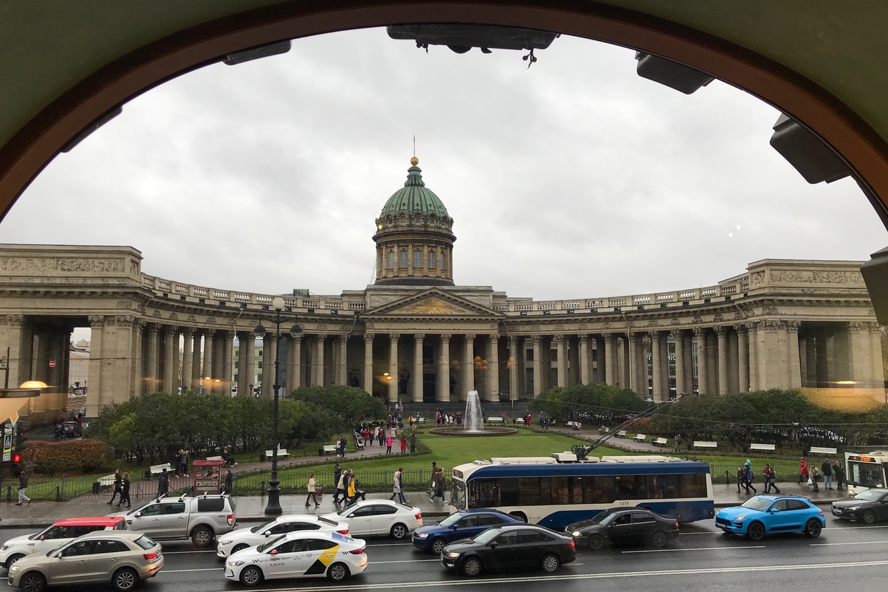 Kazan Cathedral, Saint-Petersburg