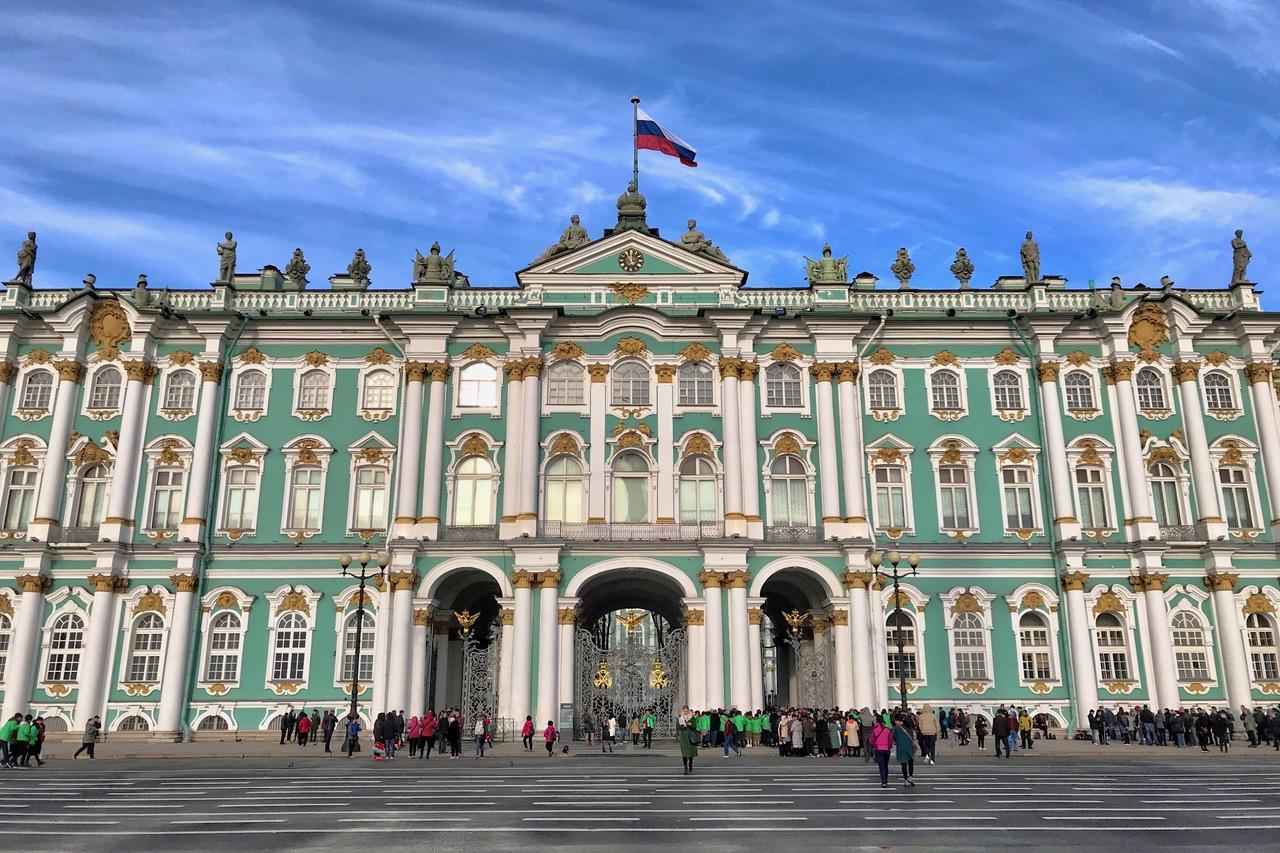 Hermitage, Saint Petersburg