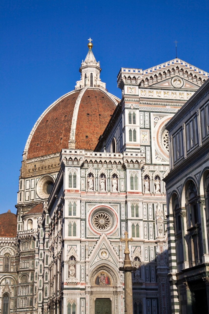 Florence Cathedral in Florence, Italy