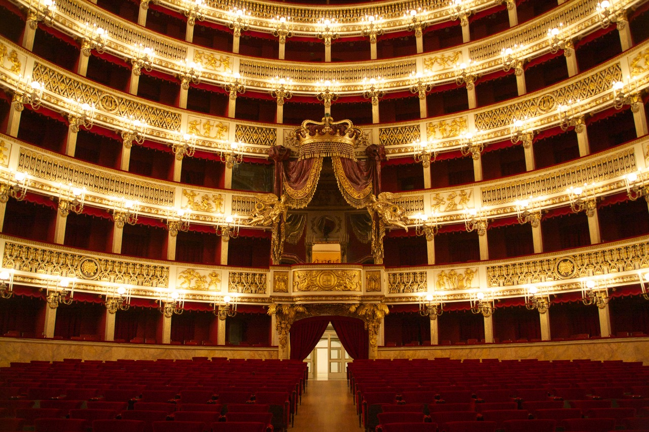 Teatro di San Carlo in Naples