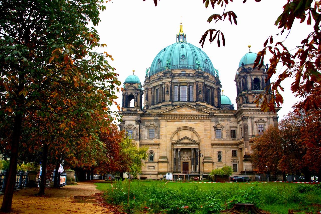 The Berliner Dom in Berlin, Germany