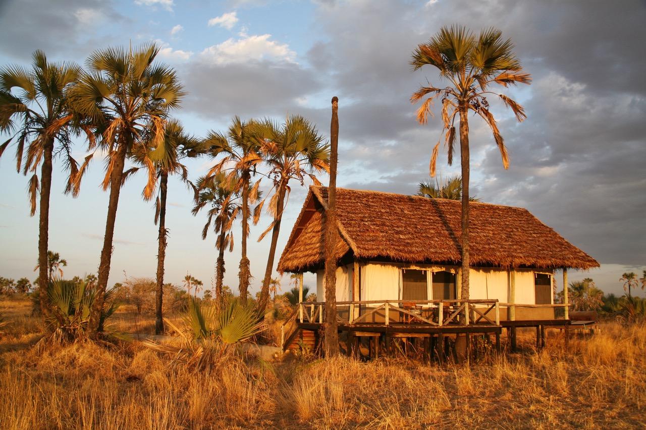 Maramboi Tented Camp in Tarangire National Park