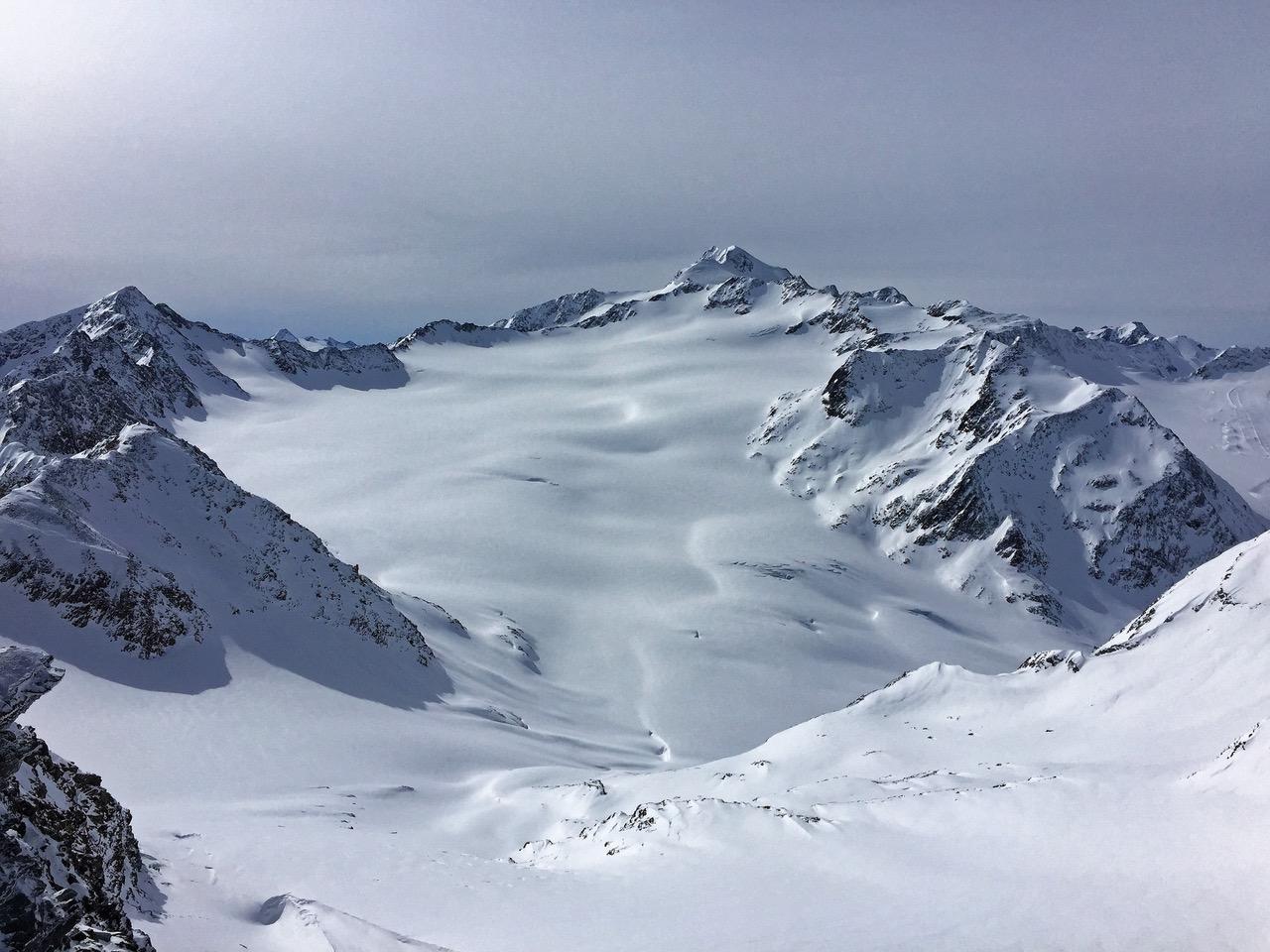 Sölden ski Austria
