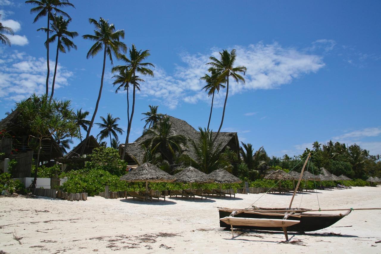 Sunshine Hotel, Zanzibar