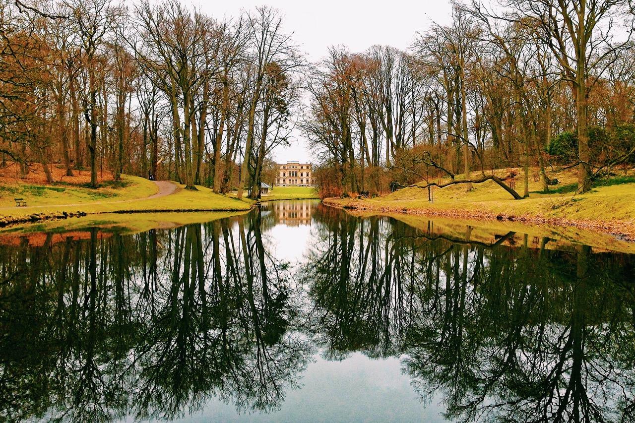 Park Overveen, The Netherlands
