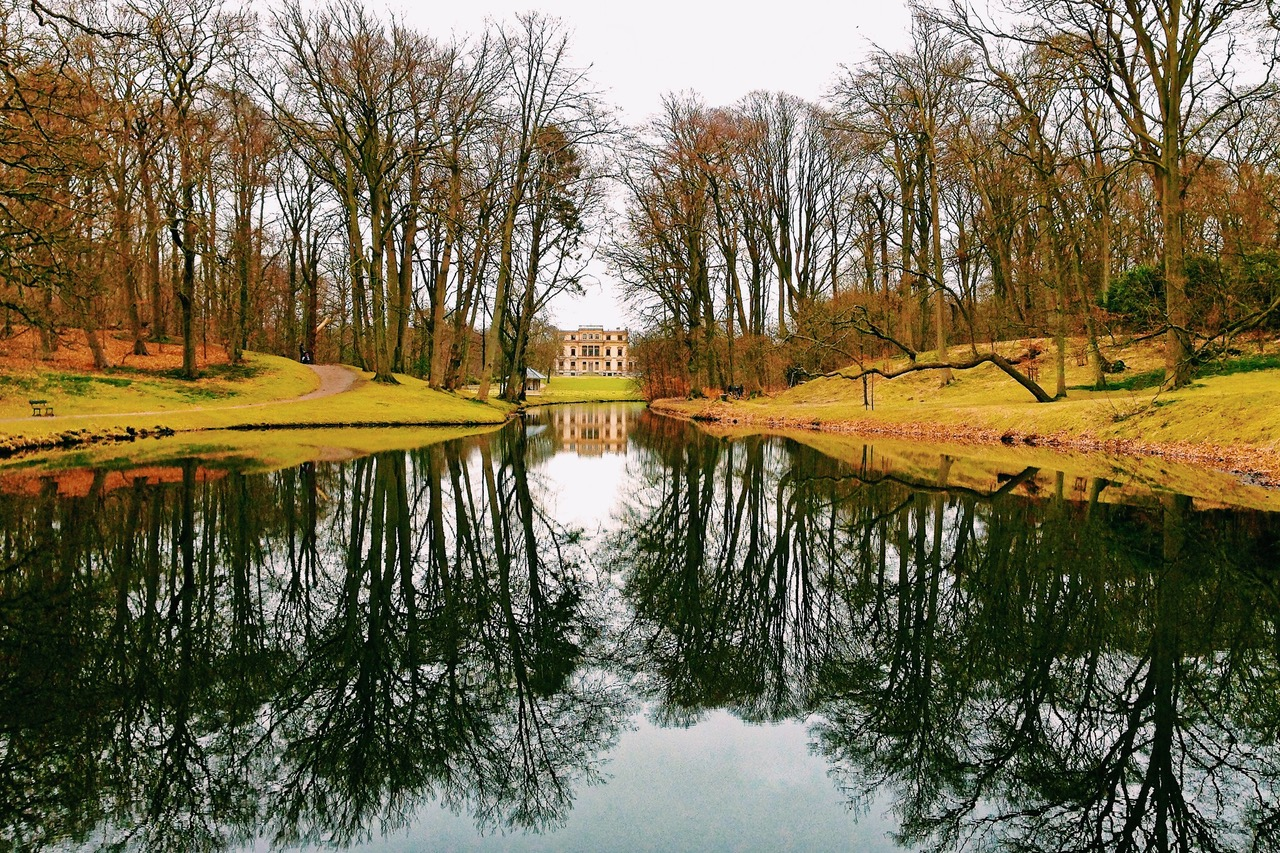 Day at the park in Overveen, The Netherlands; NiceSpots2Go