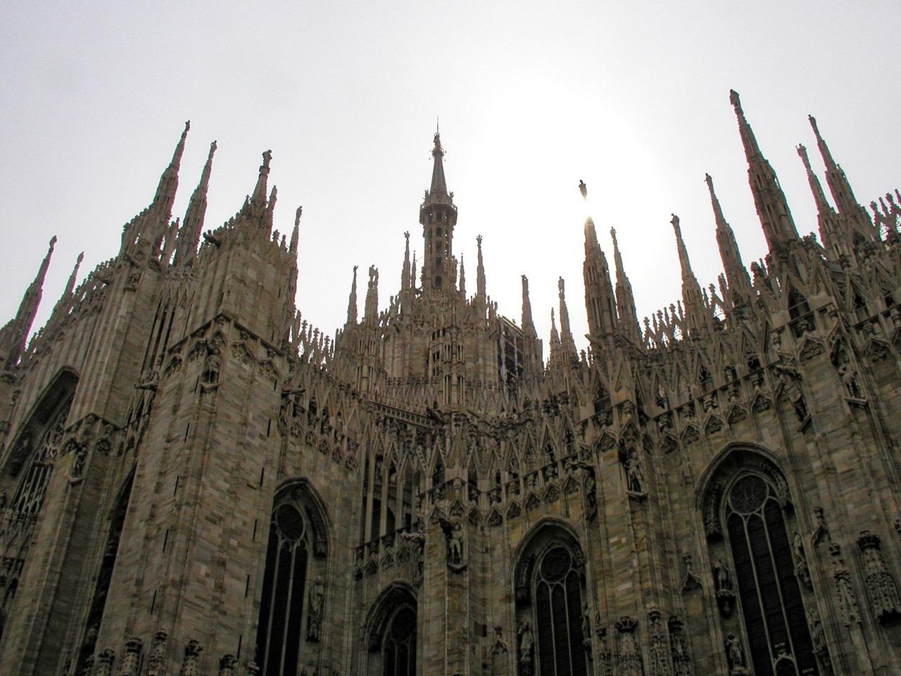 Milan, Duomo di Milano, Italy