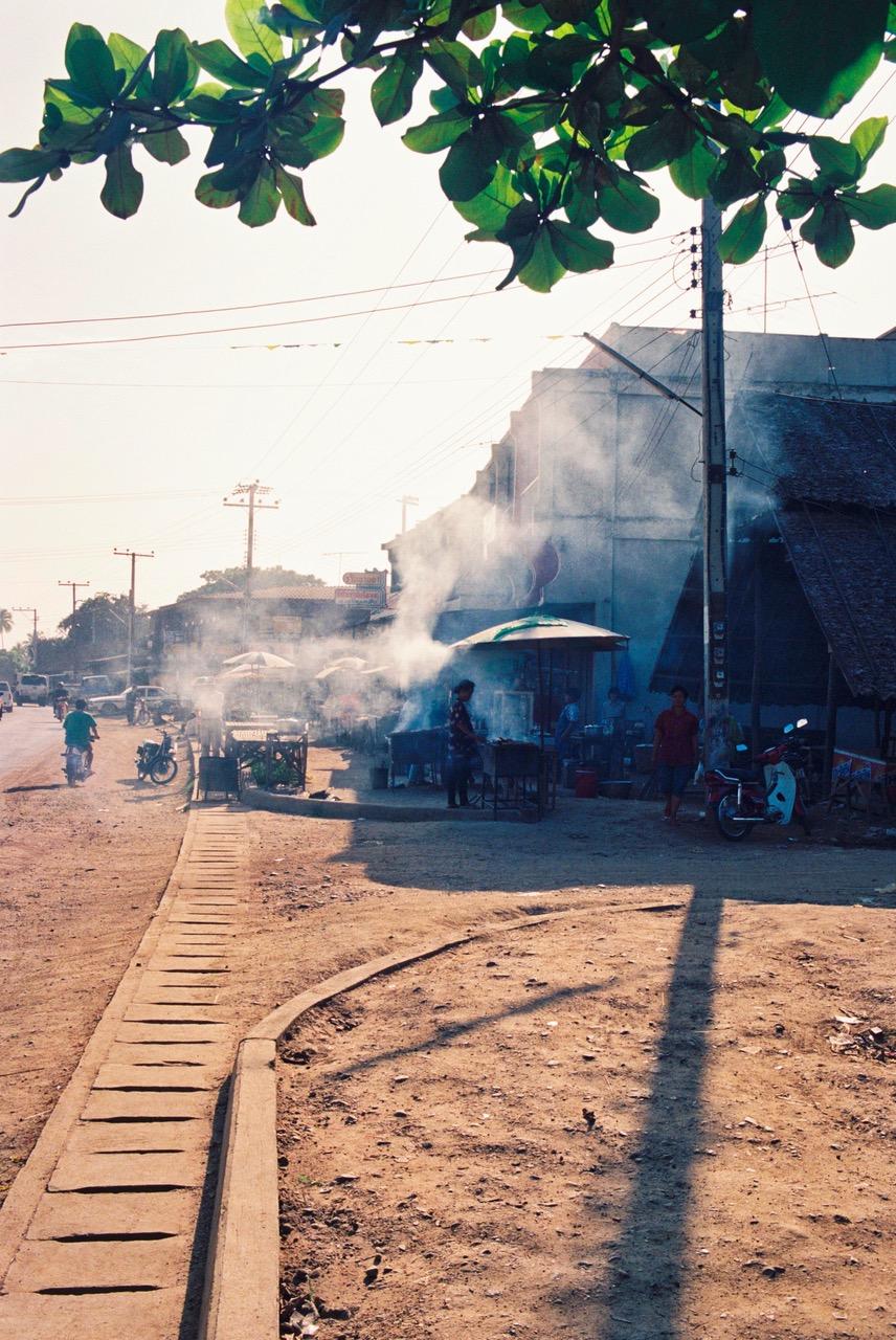 Street view Chiang Mai