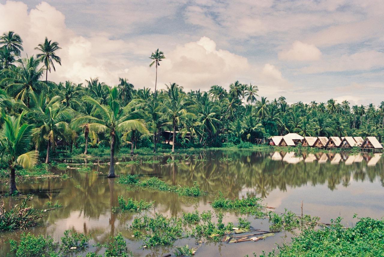 Koh Samui village