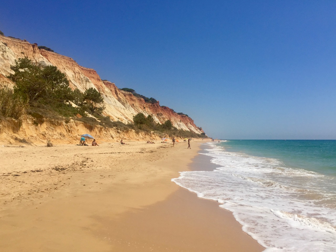 Pine Cliffs Beaches, Algarve, Portugal