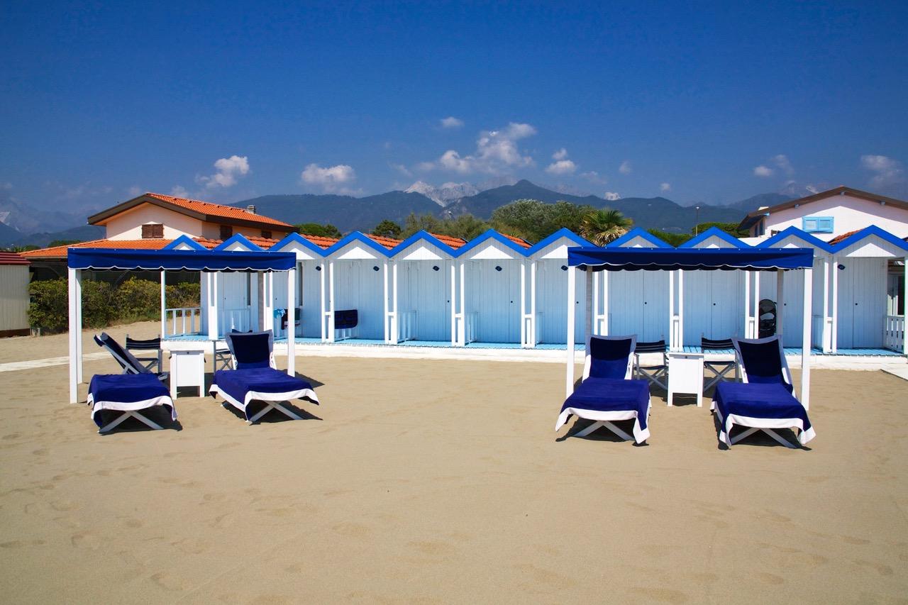 Forte dei Marmi, Italy Beaches