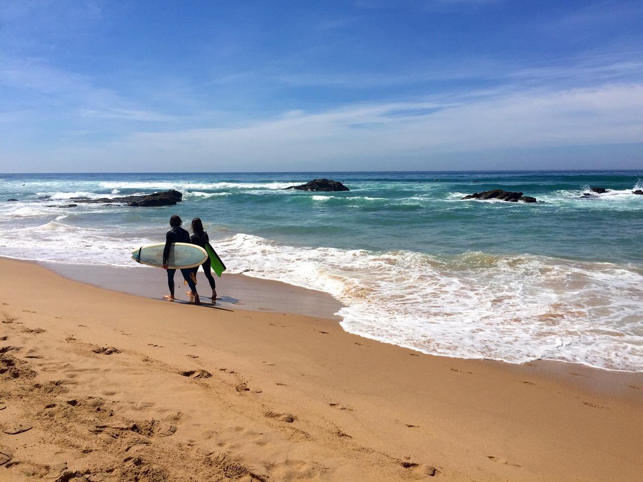 Praia Do Guincho Cascais, Portugal Beaches