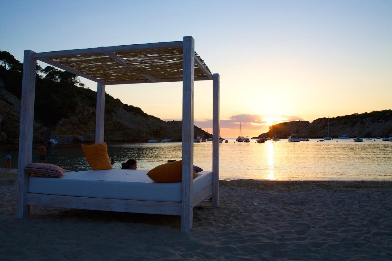 Cala Vadella, Ibiza Beaches