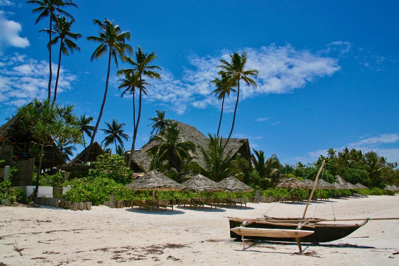 Matemwe Beach, Zanzibar