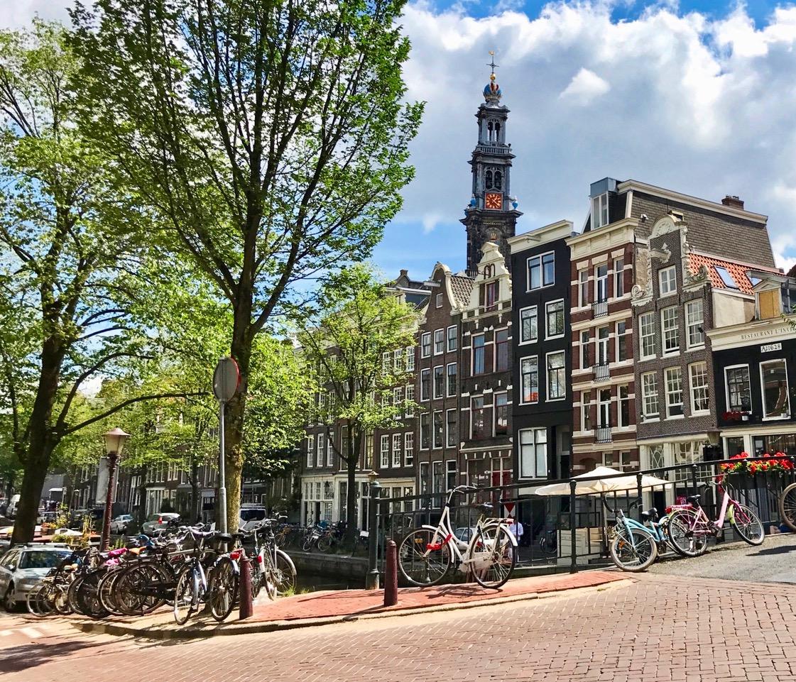 Bloemgracht, Amsterdam, The Netherlands