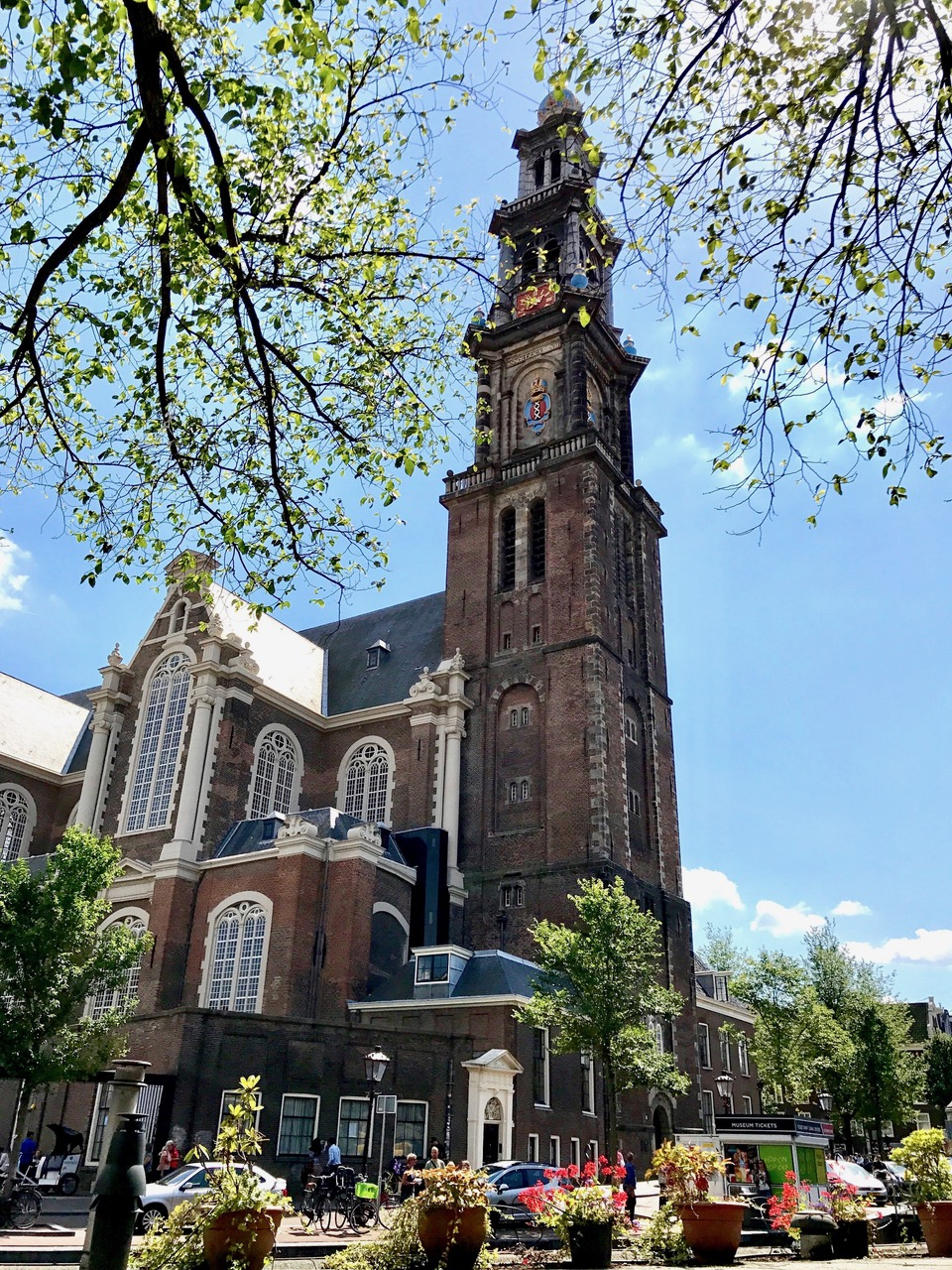 Westertoren, Western Church, Amsterdam