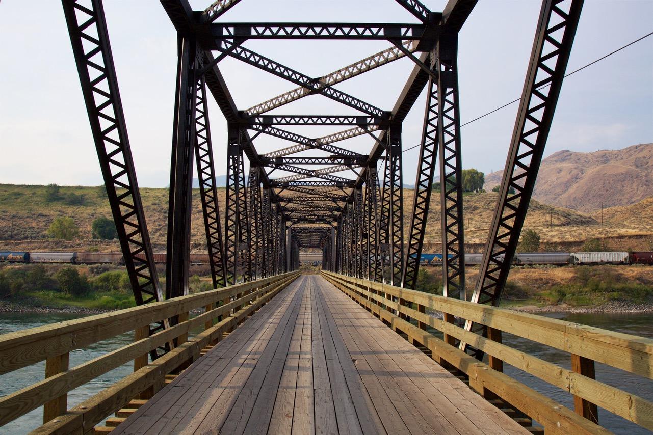 Walhachin Bridge, British Columbia, Canada