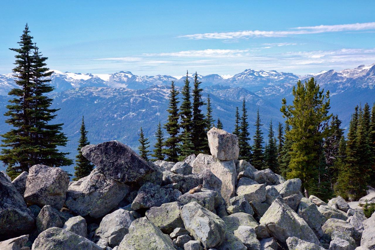 Blackcomb Mountain, Canada